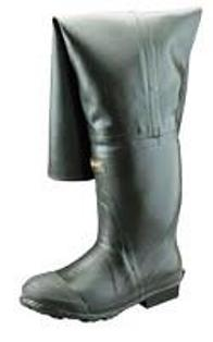 Ranger Rubber Insulated Hip Boots   A2300